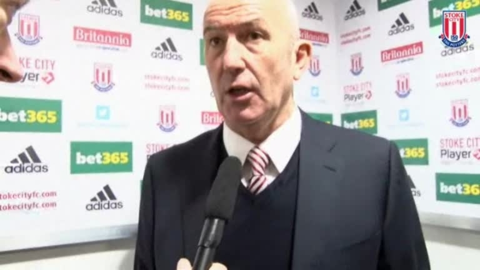 Click here to watch the No Disgrace To Lose - Pulis video