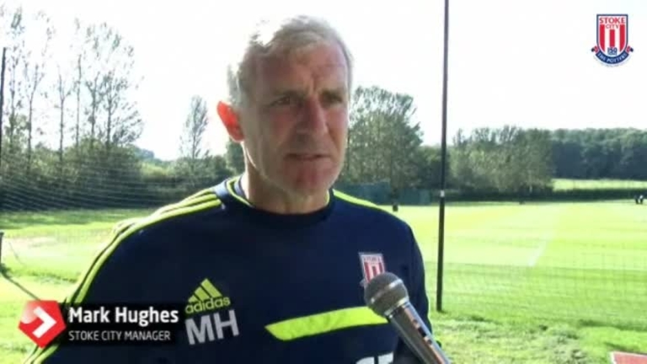 Click here to watch the Home Form Is Vital - Hughes video