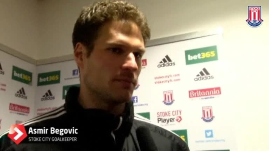 Click here to watch the A Very Big Win - Begovic video