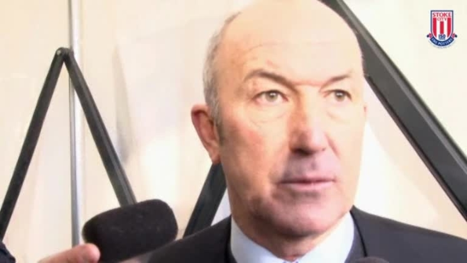 Click here to watch the Not Taking Our Chances - Pulis video
