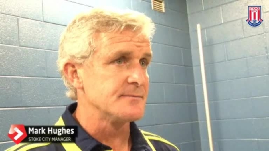 Click here to watch the Hughes Reflects On US Tour video