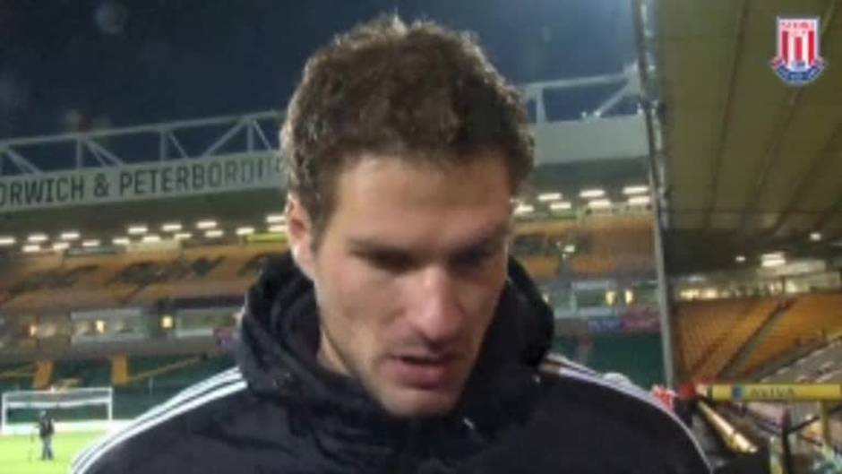 Click here to watch the Begovic - 'We Gave It Our Best' video