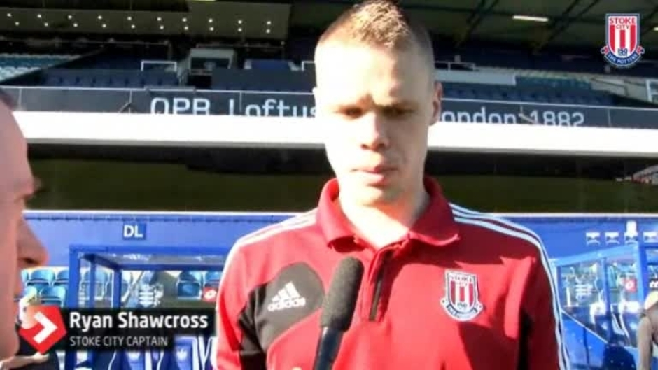 Click here to watch the The Win Delights Us - Shawcross video