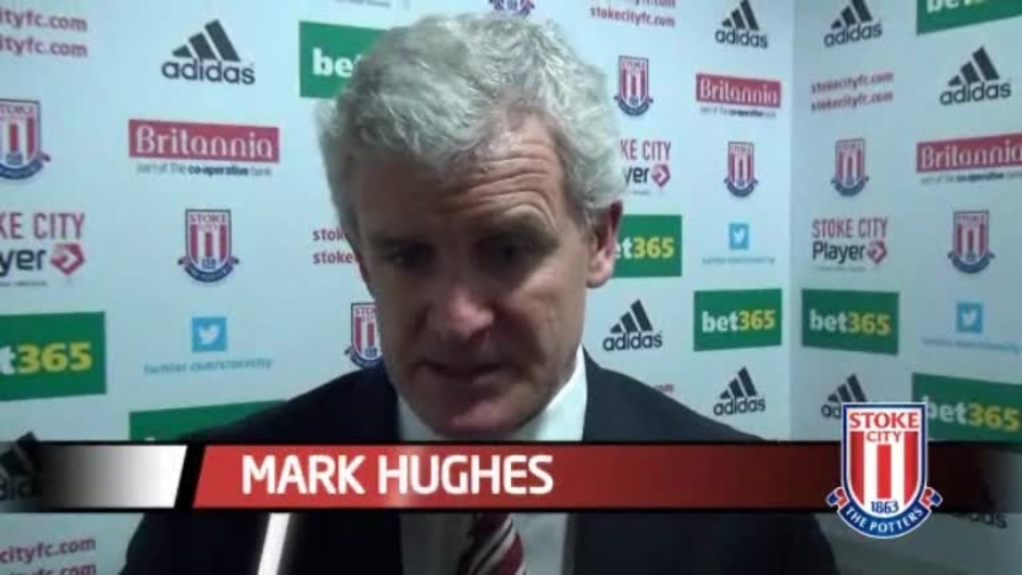Click here to watch the Hughes Reacts to Swans Draw video