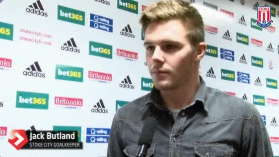 Click here to watch the Jack Butland Exclusive video