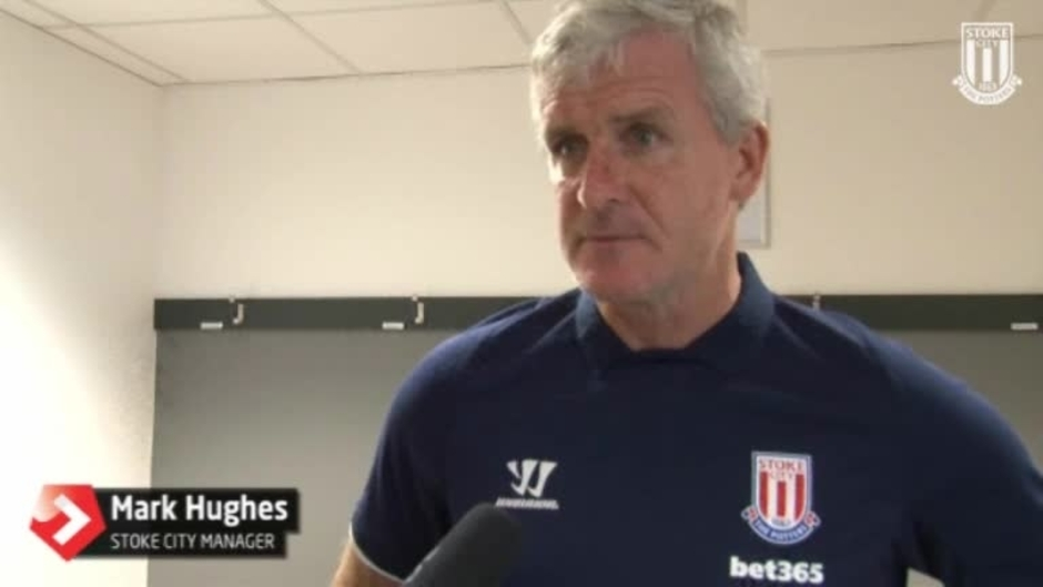 Click here to watch the Hughes' Cup Ambition video