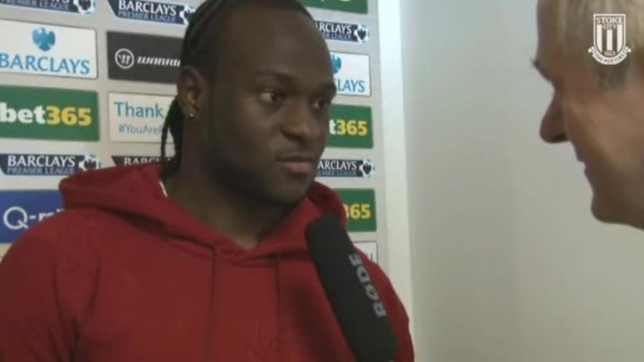 Click here to watch the Victor Moses Exclusive video