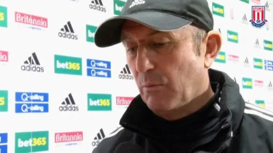 Click here to watch the Pulis' West Brom Preview video