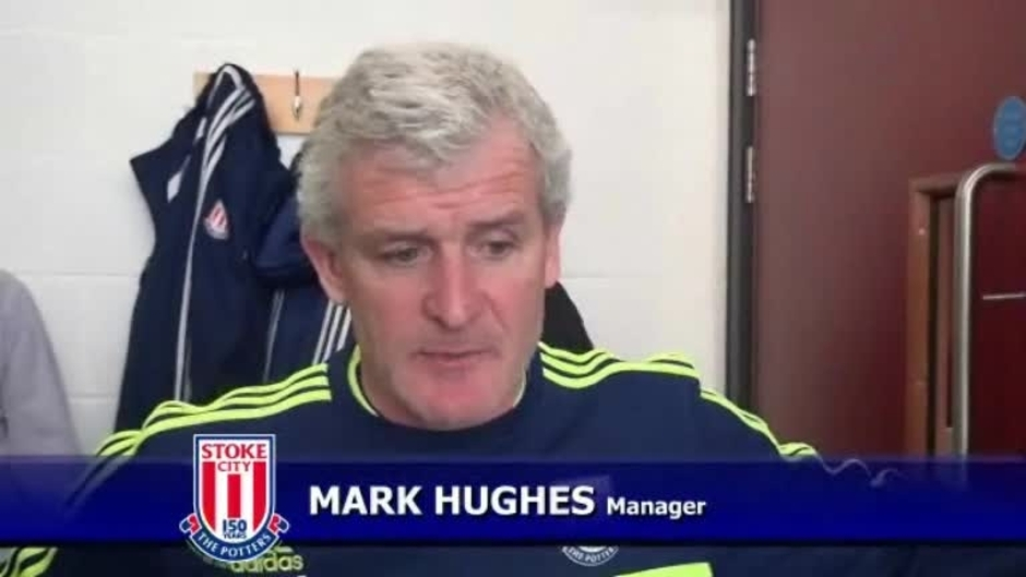Click here to watch the Hughes On United Cup Clash video