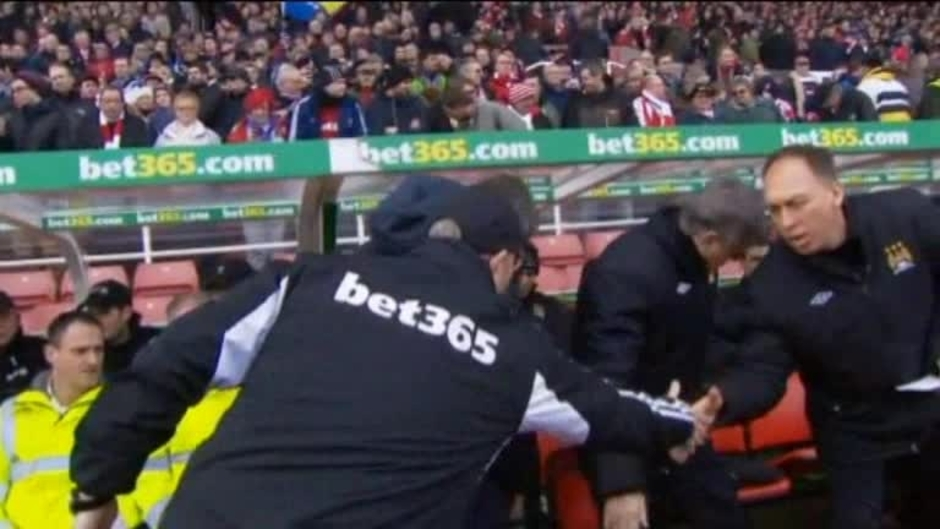 Click here to watch the Stoke 0 Man City 1 video