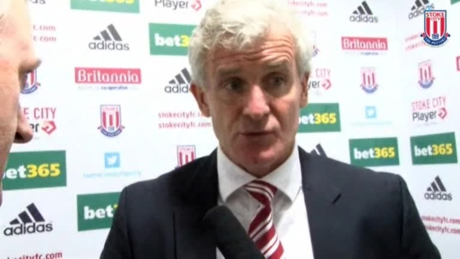 Click here to watch the An Important Win - Hughes video