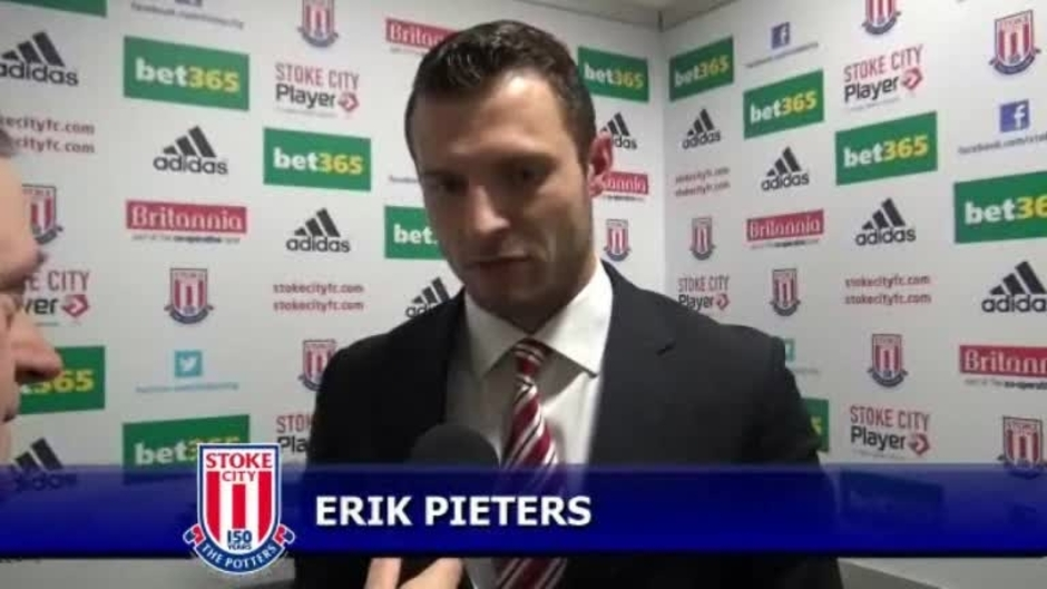 Click here to watch the Pieters On FA Cup Win video