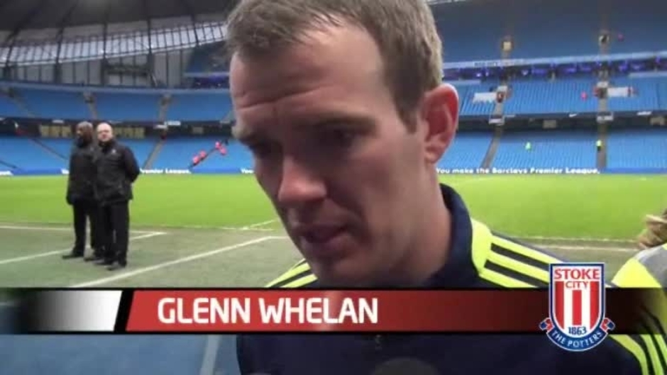 Click here to watch the Whelan Reacts After Man City Loss video
