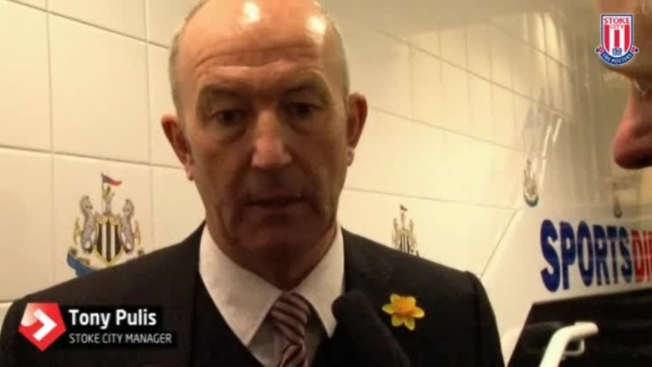 Click here to watch the Late Defeat Hard To Take - Pulis video