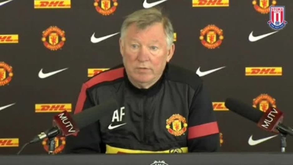 Click here to watch the Opposition View - Sir Alex Ferguson video