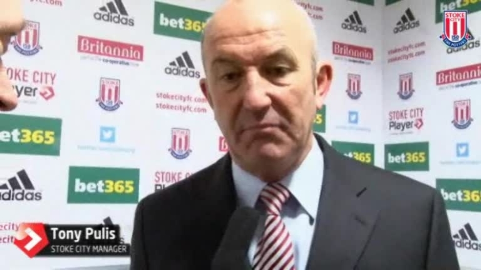 Click here to watch the We Deserved The Win - Pulis video