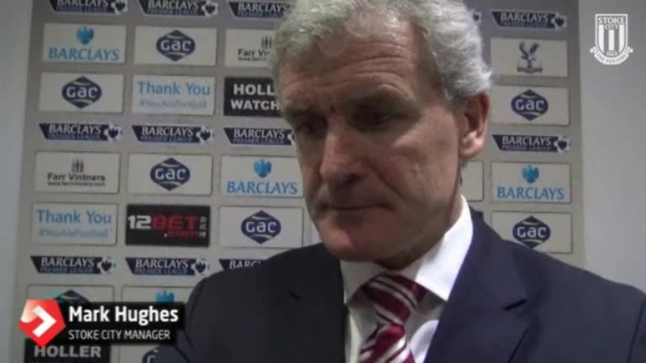 Click here to watch the Hughes' Frustration video