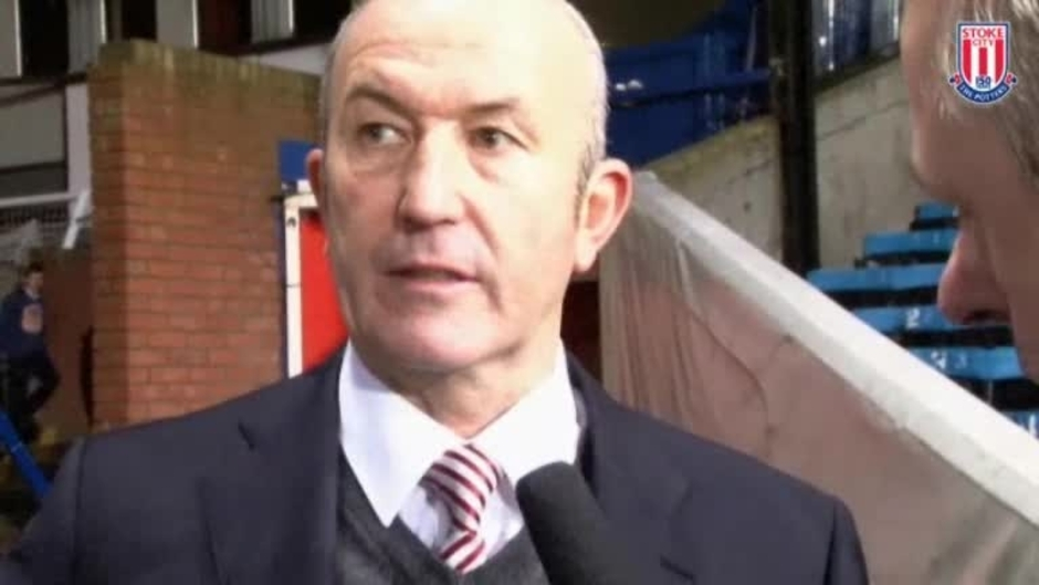 Click here to watch the We're Still In The Cup - Pulis video