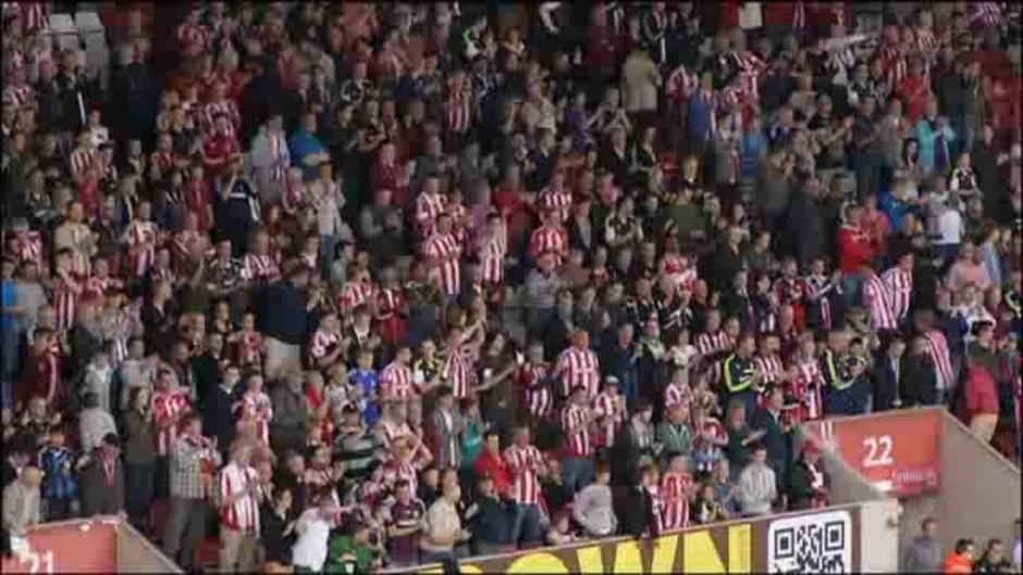 Click here to watch the Stoke 3 Walsall 1 video