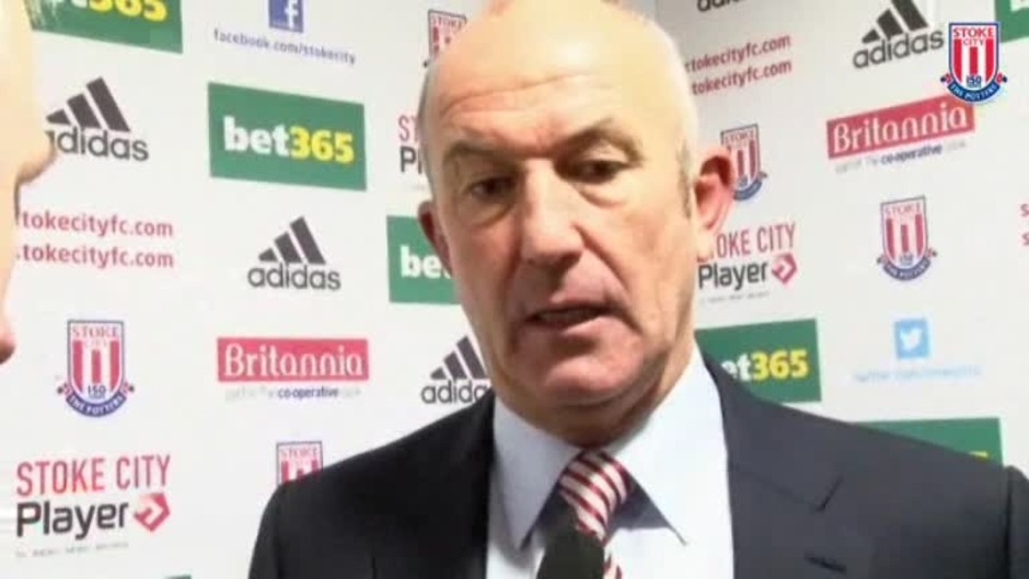 Click here to watch the An Injection Of Pace - Pulis video