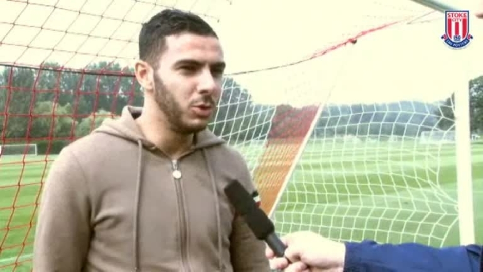 Click here to watch the Oussama Assaidi Exclusive video