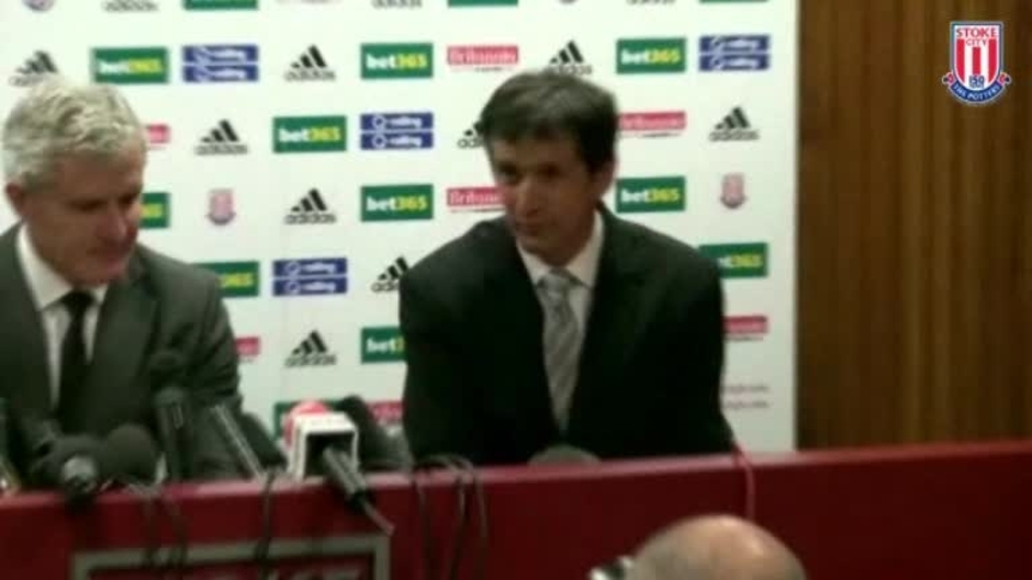 Click here to watch the Mark Hughes Press Conference In Full video