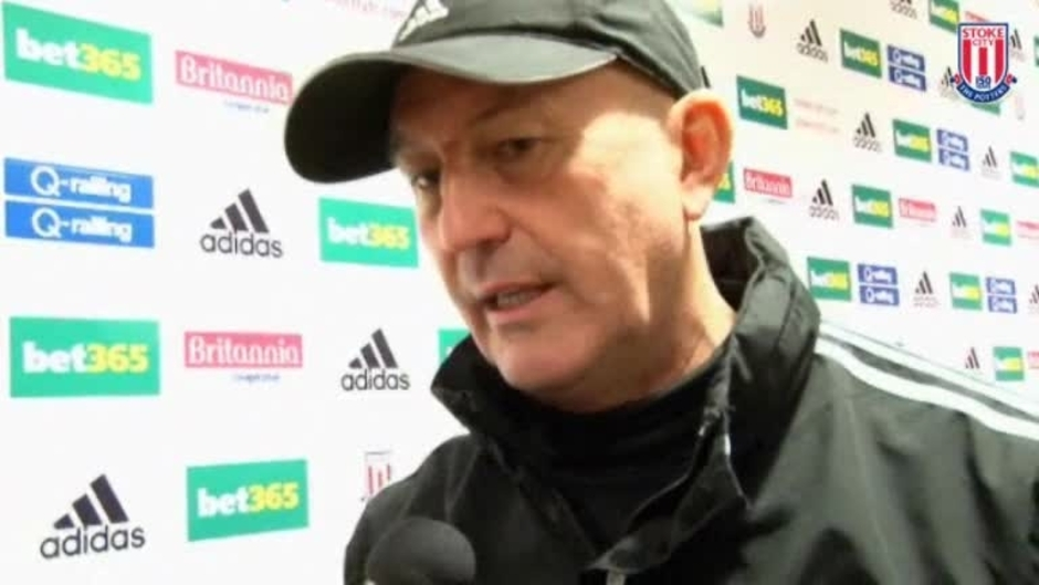 Click here to watch the Swansea Have Impressed Me - Pulis video