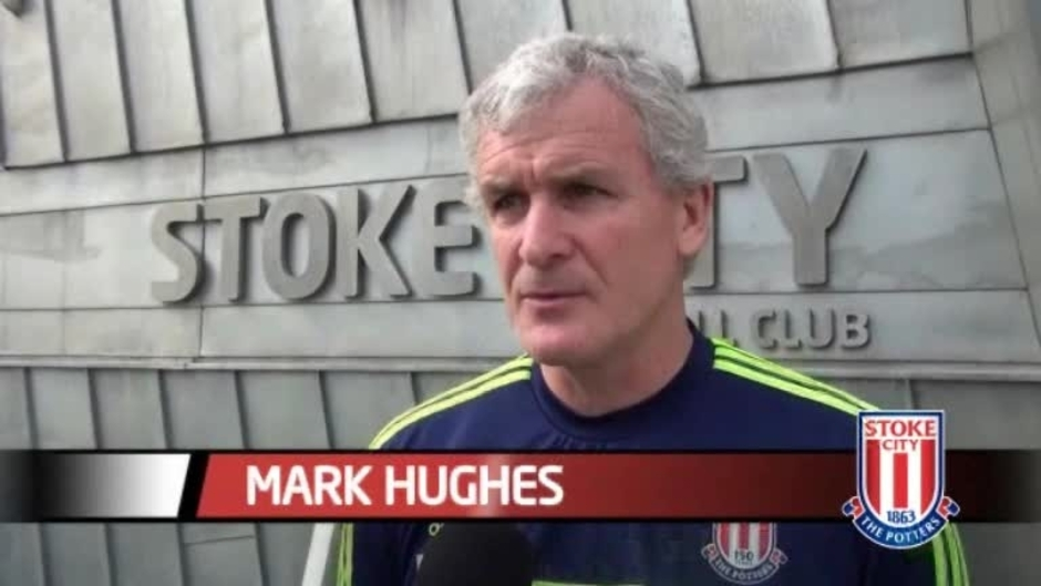 Click here to watch the Hughes Looking To Tame Tigers video