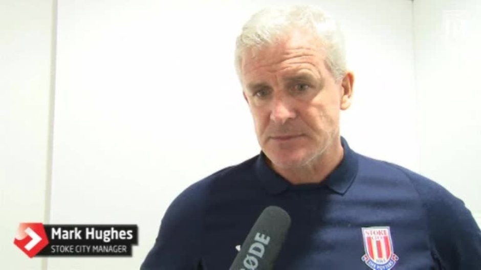 Click here to watch the Hughes Enjoys Betis Victory video