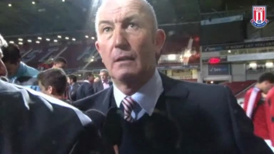 Click here to watch the Pulis Praises Resilience video