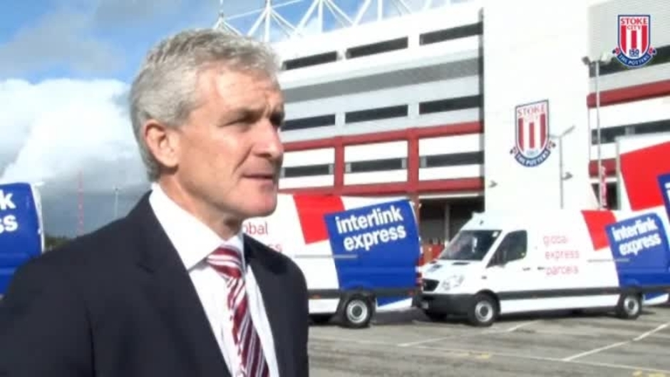 Click here to watch the Hughes On Baggies Test video