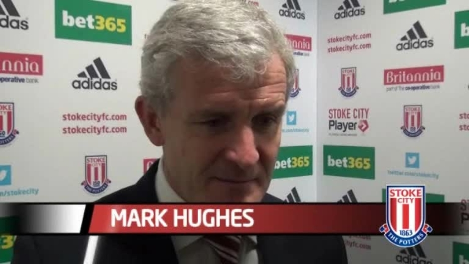 Click here to watch the Hughes On Hammers Win video
