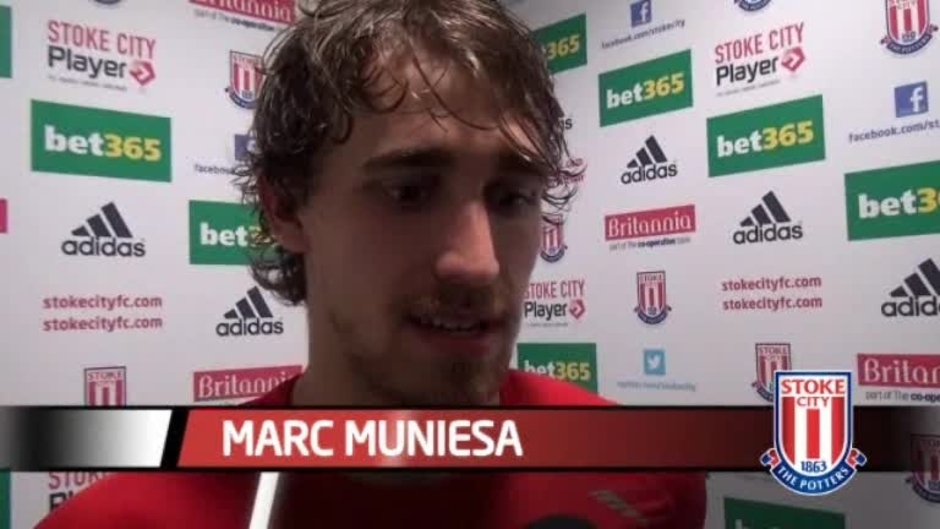 Click here to watch the Muniesa Happy To Be In Action video