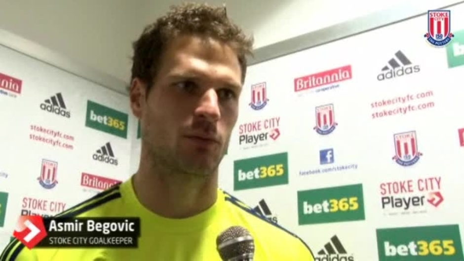 Click here to watch the We Weren't At It - Begovic video