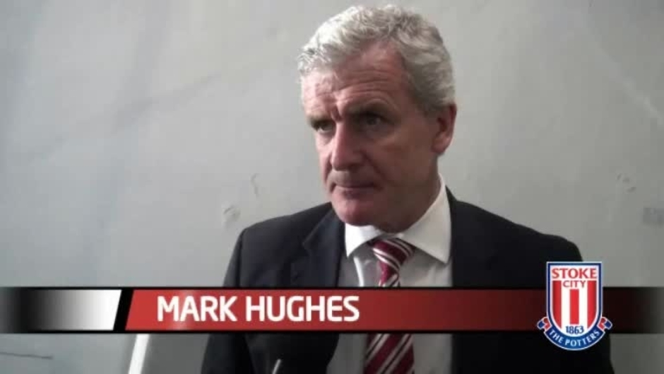 Click here to watch the Hughes Reacts To Chelsea Loss video