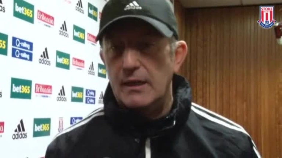 Click here to watch the Chelsea A Pleasure To Watch - Pulis video