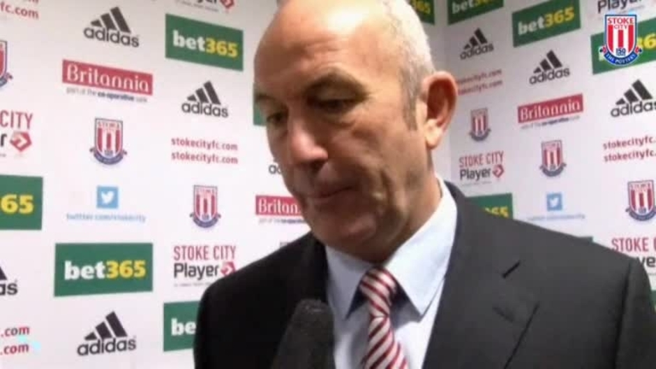 Click here to watch the We Had The Better Chances - Pulis video