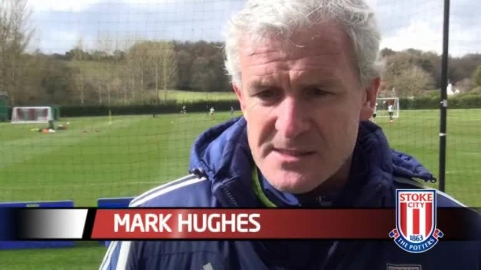 Click here to watch the Hughes On Villa Derby video