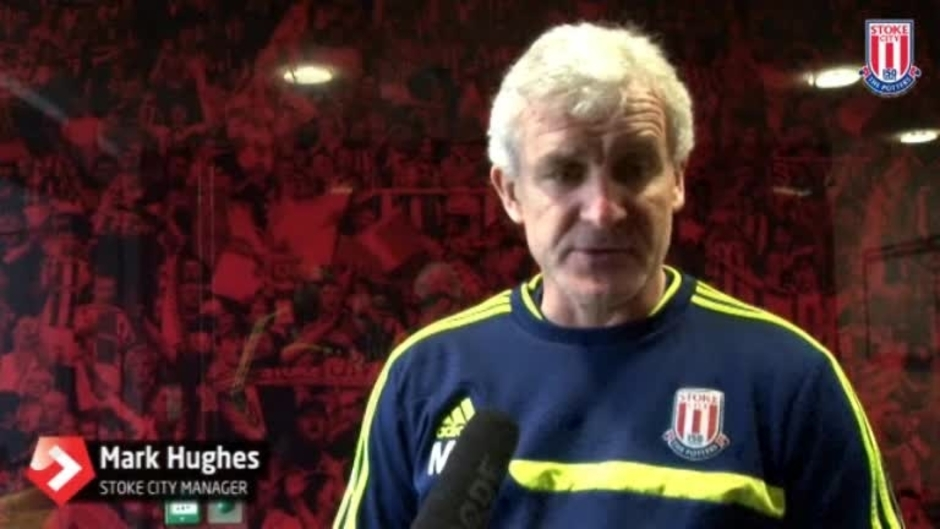Click here to watch the Hughes On Chelsea Visit video
