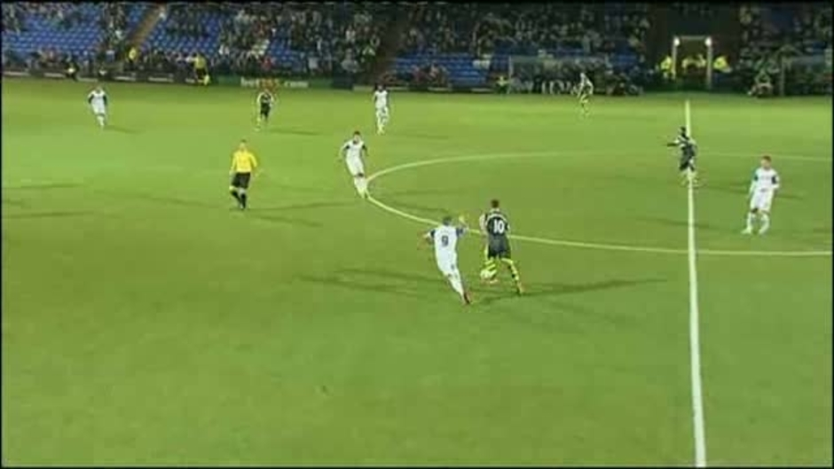 Click here to watch the Tranmere 0 Stoke 2 video