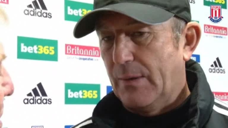Click here to watch the Finishing Our Chances - Pulis video