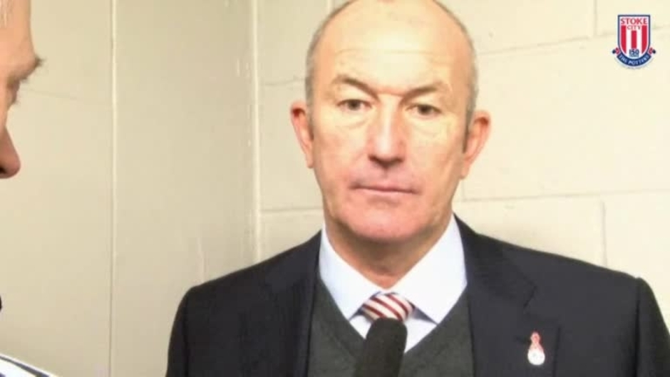 Click here to watch the An Enjoyable Win - Pulis video