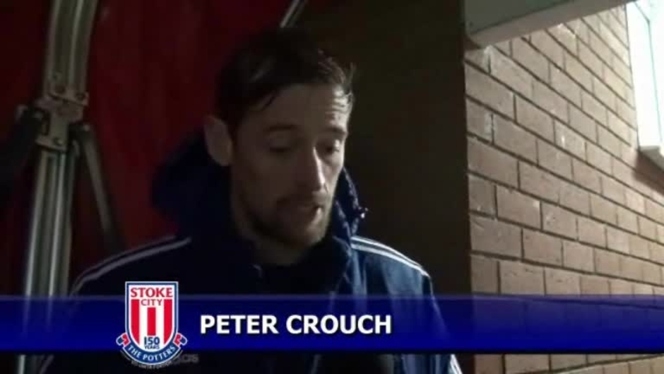 Click here to watch the Crouch On Liverpool Setback video