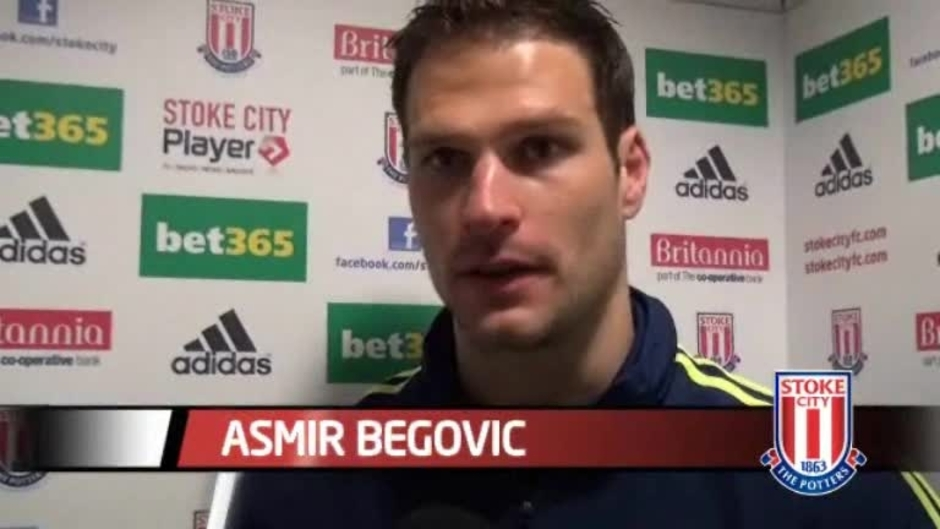 Click here to watch the Begovic: Clean Sheet Was Coming video