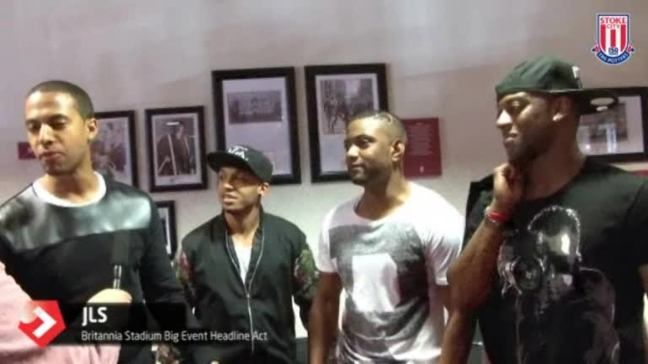 Click here to watch the JLS Exclusive Interview video