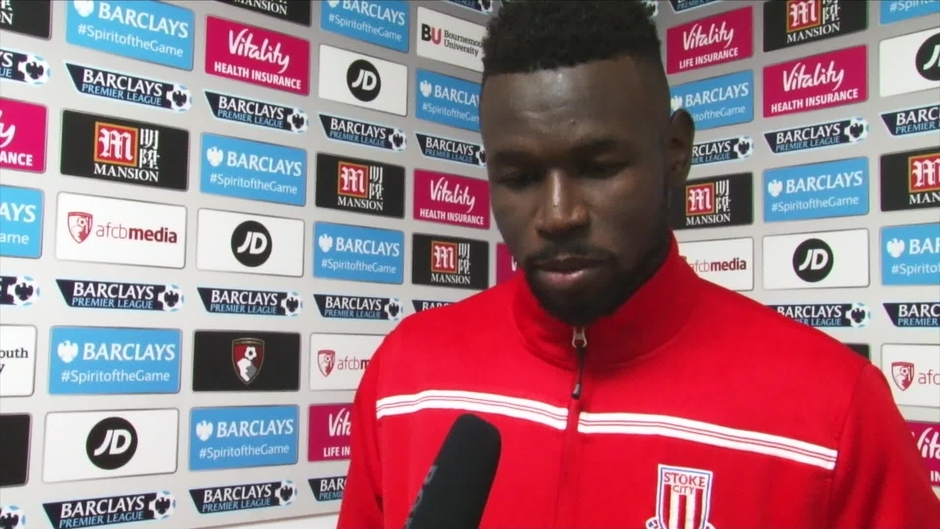 Click here to watch the Diouf Salutes Cherries Win video
