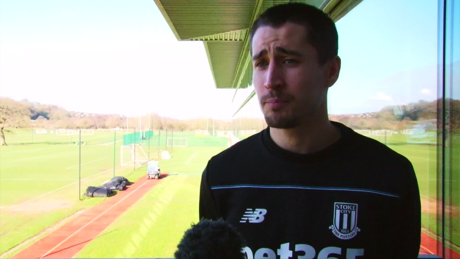Click here to watch the Bojan Signs New Stoke City Contract video