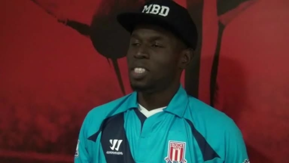 Click here to watch the Mame Biram Diouf Exclusive video