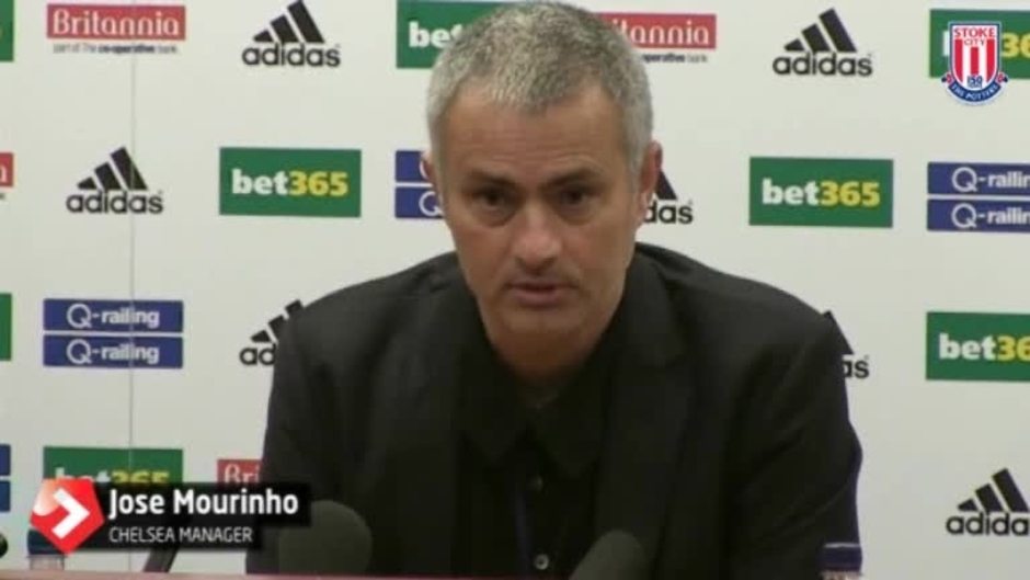 Click here to watch the Mourinho's Reaction video