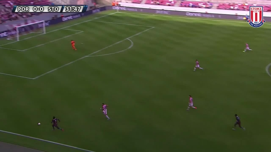 Click here to watch the FC Porto 3 Stoke City 0 video